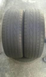 2 pneu 185/60/14 meia vida cada 100 reais tel *