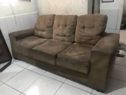Doa-se sofá retrátil