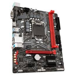 Placa-Mãe Gigabyte B460M Gaming HD, Intel LGA 1200, mATX, DDR4 - Loja Natan Abreu