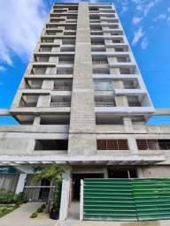 V412-Novo apartamento em Perequê com 3 quartos e 2 vagas de garagem