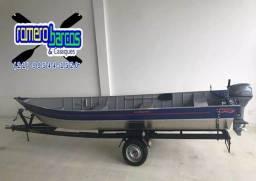 Barco 5mt borda alta