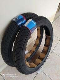Par de pneus tá 160 ,125,150 sem camera