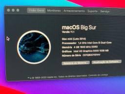 Mac Mini Late 2014 1.4ghz I5 500gb 4gb Ram - Super Novo !
