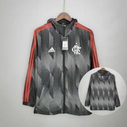 Flamengo 2020 2021 Jaqueta Corta-Vento Masculina