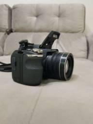 Câmera FujiFilm bem conservada