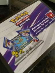 Vendo cartas código Pokemon tcg