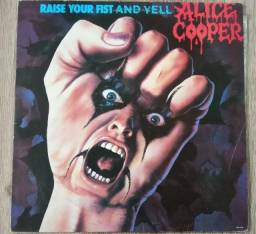 Disco Alice Cooper - Raise your fist and yell