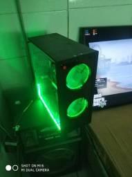PC GAMER I5 da 2° e GT1030 de 2gb pego PS4