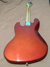 Baixo Squier by Fender jazz bass leia a descrição