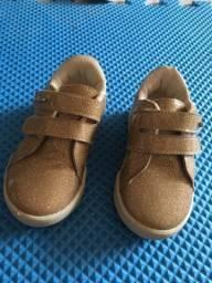 Sapatos menina