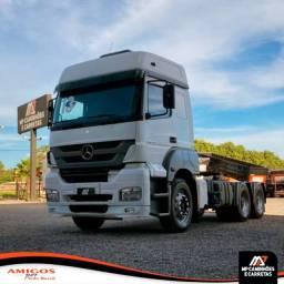 Cavalo Mecânico Mercedes-benz Axor 2644 6x4 2013