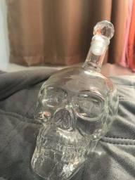 Skull Vodka Bottles