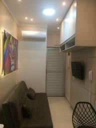 Apto apartamento 1 dormitório 100% mobiliado