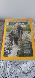 12 revistas National geografhic 1969 americanas jane/dez completa