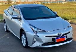 Prius NGA TOP 2017/18 - Apenas 18.000km -IPVA 2021 pago