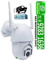 Câmera IP Infravermelho Externa Wireless 720 Pdome PTZ V380