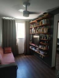 Apartamento semi mobiliado sol da manhã