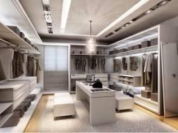 Roupeiro, Closet, Quarto Planejado, Sala, Cozinha, Proj 3D Grátis Para Cliente