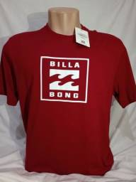 camiseta billabong verm