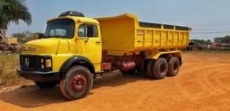 Título do anúncio: Caçamba truck MBB 2216
