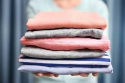 Vc está sem tempo de lavar suas roupas eu tenho a solução
