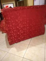 Vendo sofá e uma poltrona valor na descrição
