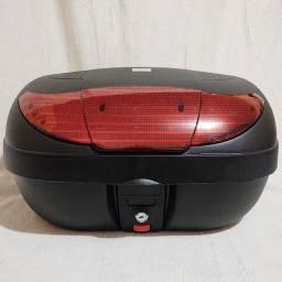 Maleiro Bauleto Baú de Moto 45 Litros Pro Tork - Vermelho