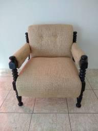Jogo de sofá. 600,00 reais