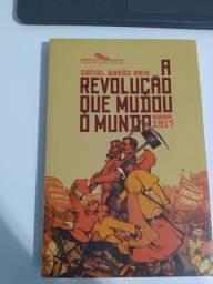 Livro A Revolução que mudou o mundo