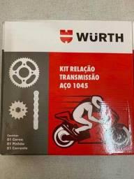 Kit Tração Wurth Shineray