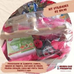 Cestas para Dia das Mães kit utiliddaes