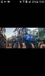 Trator autopropelido New Holland/ Alagoinhas ba