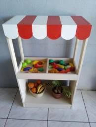 Mini Quitanda Infantil