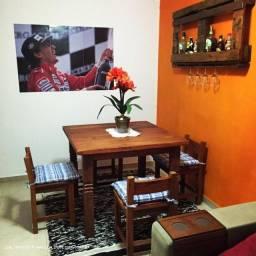 Apartamento á venda; Edifício Príncipe Imperial / Leal Imóveis Tel: 3903-1020