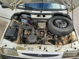 Fiat Uno 2.000  Com AR Gelando