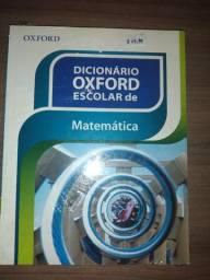 Dicionário Oxford Escolar de Matemática