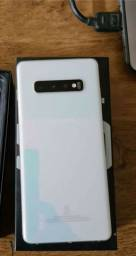 Samsung s10 Plus 128gb 8RAM branco
