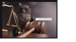 Aulas particulares de Direito