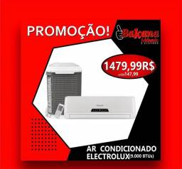 Ar-condicionado Electrolux (9000 btus )
