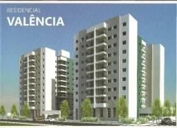 Aluga-se Apartamento Novo, semi-mobilidado no Residencial Valência.