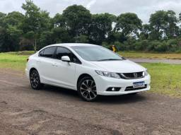 Honda Civic LXR 2.0 2016 Baixo km
