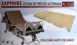 Colchão Pneumático Anti escaras Com Motor