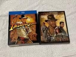 Blu Ray Coleção: Indiana Jones Edição Especial - Todos! Originais