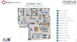 Moove Home Brasal 140m² 3 suítes