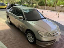 Honda civic lx 1.7 2004 completissimo cambio manual otimo estado