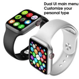 Smart Whats | Relógio Smart | Bluetooth | Modelo W46