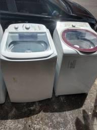 Maquina de lavar e temos fogão tbm