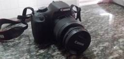 Câmera profissional Cannon