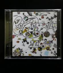 Cd Led Zeppelin III lacrado nacional