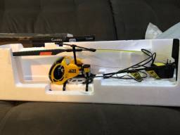 Helicóptero sky rider 22  caixa original